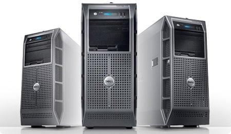 Dell PowerEdge R410 одиннадцатого поколения
