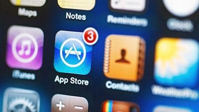 Рост зараженных приложений в интернет магазине от «Apple App Store»