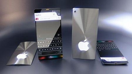 Очередной концепт iPhone 7