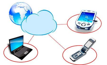 Использование облачных технологий в сетях передачи данных