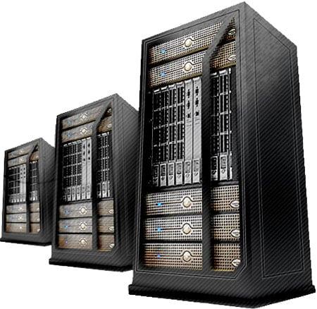 Сервер PowerEdge R210 второго поколения