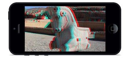 Стереоскопическое изображение на экране вашего iPhone? Apple уже получили патент