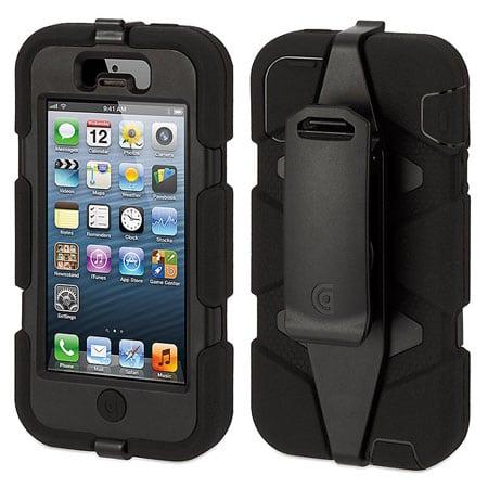 Противоударный чехол Griffin Survivor для iPhone 5 SE